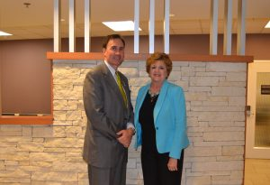 Rep. Olson at AccessHealth in Richmond, Texas