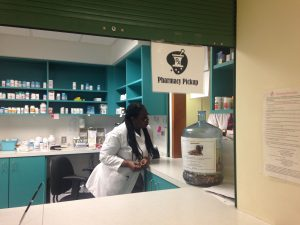 Dr. Denise Turner, PD shares some information about the Park West on site pharmacy
